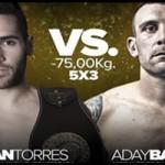 Aday Barrera luchará hoy por el campeonato de España K1