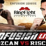 Jonay Risco Vs Ozcan, ENFUSION League