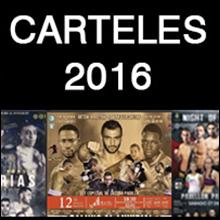 album carteles 2016