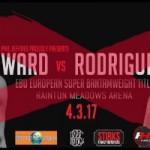 Cristian Rodríguez NO luchará por cinturón EBU