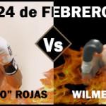 "Adasat ""Toro"" Rojas Vs Wilmer, 24 Febrero"