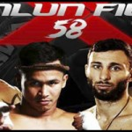 Jonay Risco, Kunlun Fight 58