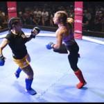 Vídeo de Valentina Melo vs Ana Judith MMA Hombres de Honor 83