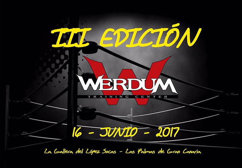 3 edicion werdum
