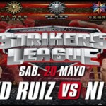 David Ruíz Vs Ni Jun, Streaker League