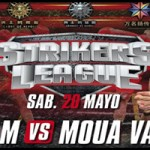 Elam Ngor Vs Moua Vang, Streaker League