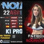 Patri y Maikel ganan sus combates en Galicia