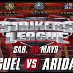 Miguel Vs Aridane, Striker League