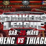 Thiago Martins Vs Wang Jizheng, Streaker League