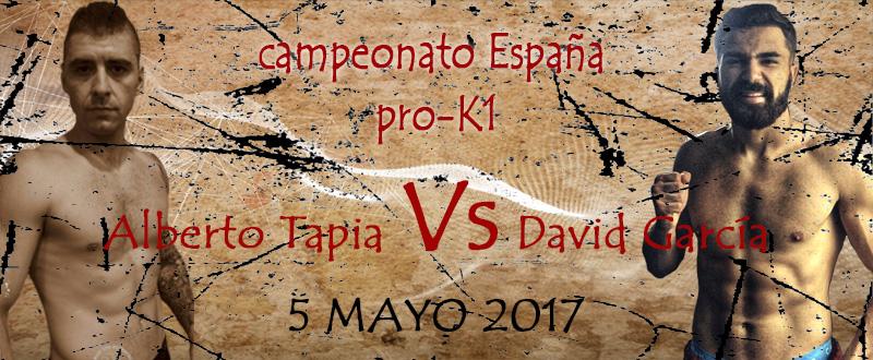 DAVID CAMPEONATO ESPAÑA