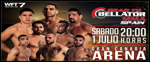 road to bellator