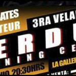 Fight card velada Werdum Training Center 3