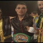 """Adasat """"Toro"""" Rojas nuevo campeón WBC del Mediterráneo"""