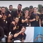 Canarias primera en los campeonatos de España de Kickboxing