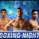 Resultados Boxing Night
