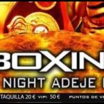 Boxing Night Adeje II