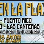Desafío en la playa XIII, Puerto Rico y Las Canteras