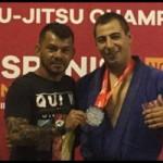 Medallas en el Spanish National IBJJF con sabor palmero