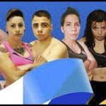 Lugar pesaje velada Profesional Boxeo Canario