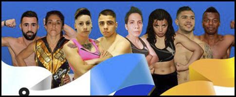 pesaje boxeo profesional canario