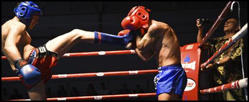 IX velada Muay Thai La Victoria de Acentejo recortada