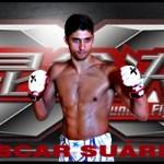 Oscar Suárez en Kunlun Fight MMA 14