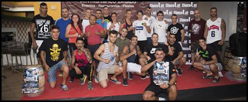 pesaje xanadu fighters