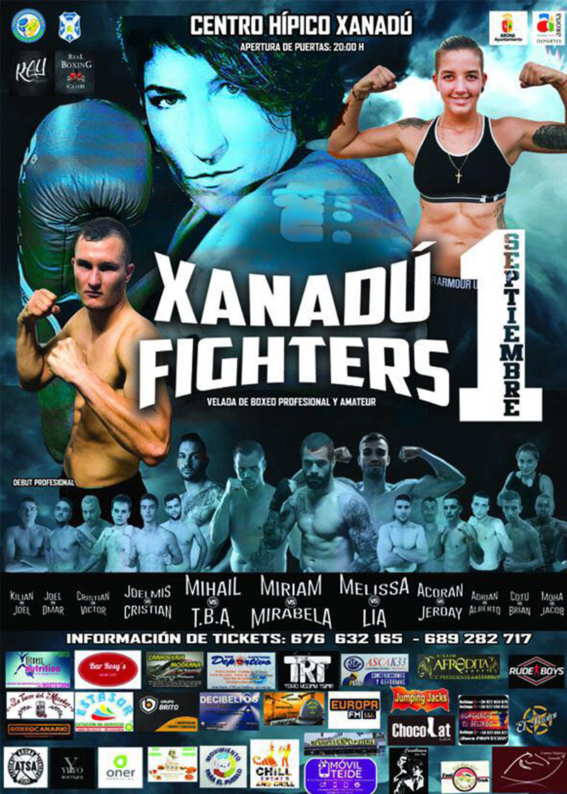 xanadu fighters