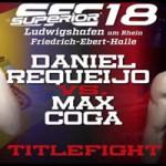 Daniel Requeijo luchará en Alemania