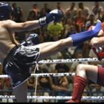 Fotos campeonato de Europa Muay Thai 1ª parte Amateurs