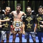 Nauzet Trujillo campeón de Europa