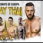 Lugar pesaje para la velada Campeonato de Europa Muay Thai