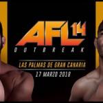 AFL 14 Gran Canaria