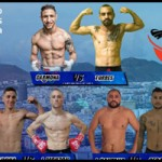 Cartel amateurs Werdum Boxing Event