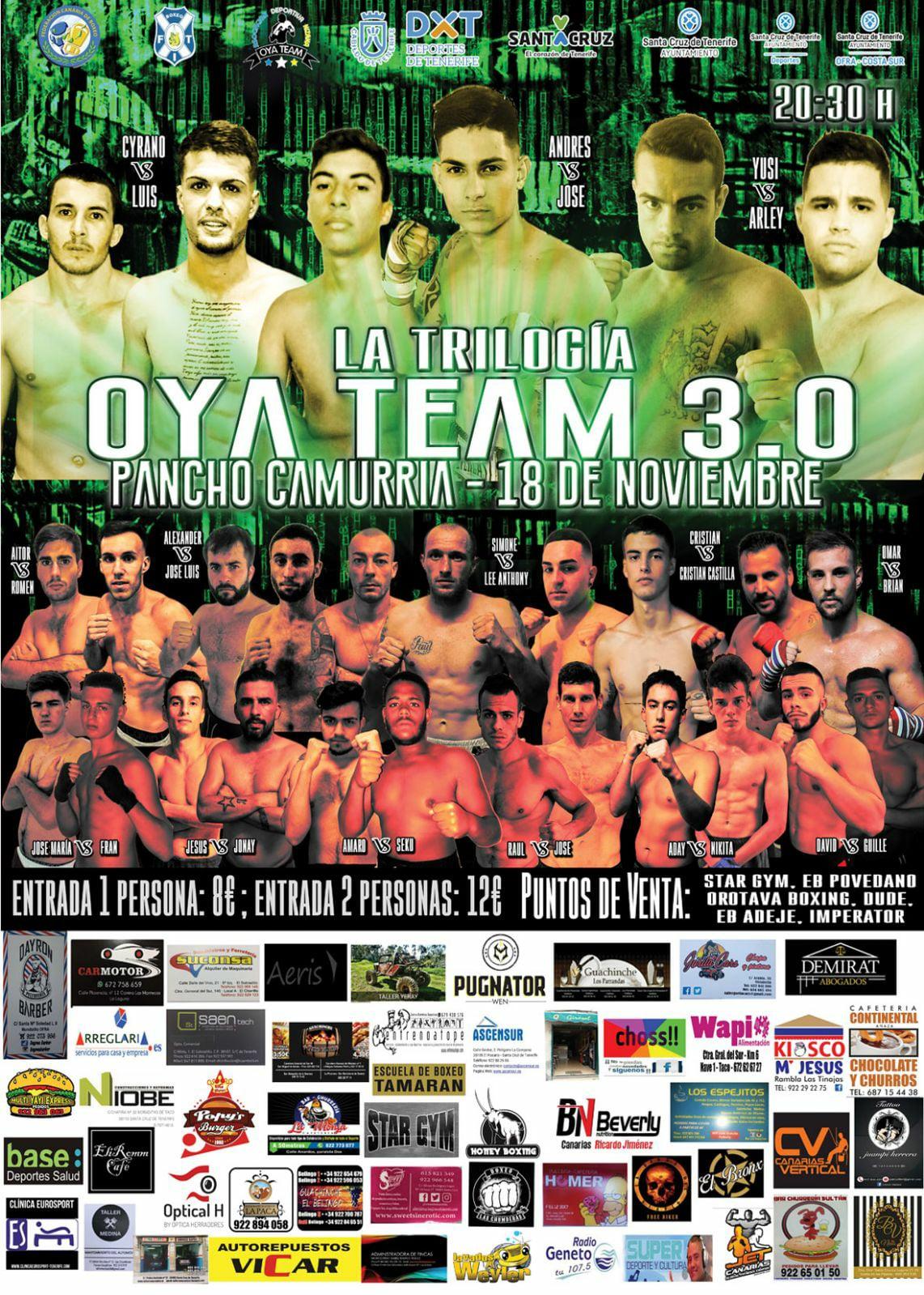 oya team 3.0