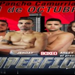 Cartel Velada SUPERFIGHTS