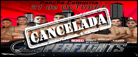 superfights cancelada blanco