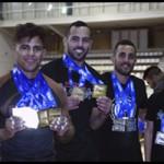 Grandes resultados en el Open Madrid IBJJF