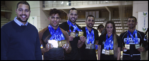 medallas open madrid
