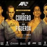 Nuevos combates confirmados para AFL-14 Gran Canaria