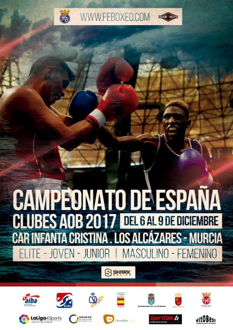 CAMPEONATO DE ESPAÑA DE CLUBES AOB 2017
