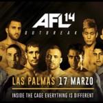 Nota de prensa AFL 14 Canarias