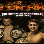Hoy Atlantis Cage on Fire