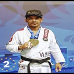 3 medallas para 7islands jiu-jitsu en el europeo IBJJF