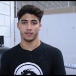 Entrevista Oscar Suarez para Atlantis cage on fire