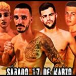 I Velada club de Boxeo Dinamita Domínguez