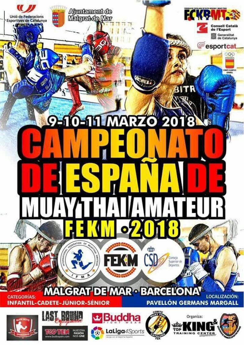 campeonato muay thai