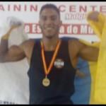 Marcel campeón de Muay Thai de España
