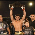 Resultados de Atlantis Cage on Fire, Oscar Suárez campeón Intercontinental