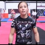 Entrevista Valentina para Atlantis Cage on Fire